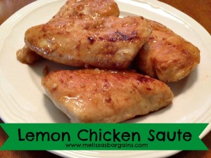 lemon-chicken-saute