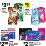 Schick Xtreme 3 razors just $.21 each!