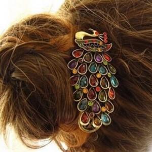 vintage-peacock-hair-clip