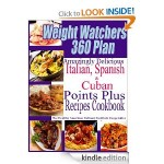 Weight Watchers 360 Plan Cookbook FREE for Kindle!