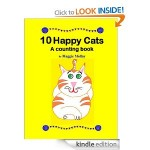 10 Happy Cats FREE for Kindle!