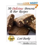 30 Delicious Brownie & Bar Recipes FREE for Kindle!
