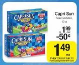 Kroger-Capri-Sun