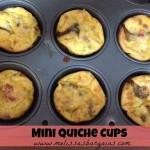 Mini Quiche Cups