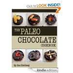 The Paleo Chocolate Cookbook FREE for Kindle