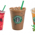 Starbucks Iced Coffee, Refreshers, or Iced Tea just $1!