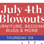 One Kings Lane 4th of July Blow-Out Sales plus $15 New Member Credit!