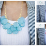 Droplet Statement Necklaces only $6.99!