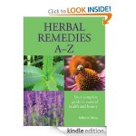 Herbal Remedies A-Z FREE for Kindle!