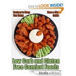 Low Carb and Gluten Free Comfort Foods FREE for Kindle!