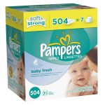 Pampers Soft Care Baby Fresh wipes (7 tubs) for $8.79 shipped!