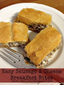 sausage-cheese-breakfast-bites