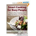 Smart Cooking for Busy People FREE for Kindle!