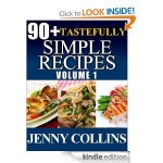 90+ Tastefully Simple Recipes FREE for Kindle!