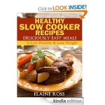 Healthy Slow Cooker Recipes FREE for Kindle!