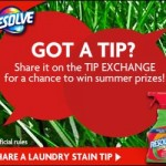 Resolve:  Share a Tip and Win Prizes!