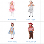 Gymboree FLASH sale:  save BIG on Halloween costumes!