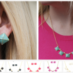 Kate Spade Inspired Necklace and Earring set for $2.99!