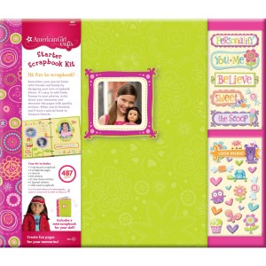american-girl-scrapbook-kit