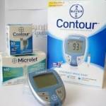 FREE Bayer Contour Blood Glucose Meter!