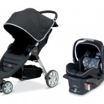 Britax B-Safe Travel System $100 off!