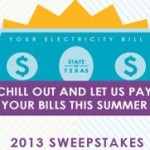 TEXAS Residents: Win $1,000 to pay your electric bills!