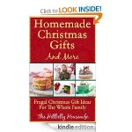 Homemade Christmas Gifts and More FREE for Kindle!