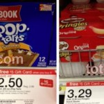 Target Top Deals: free glue sticks, yogurt, pens, and more!