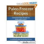 Paleo Freezer Recipes FREE for Kindle!