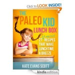 The Paleo Kid Lunchbox FREE for Kindle!