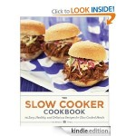 The Slow Cooker Cookbook FREE for Kindle!
