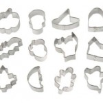 Wilton 12-Piece Mini Halloween Cookie Cutter Set only $6.24!