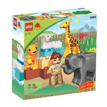 LEGO-Duplo-zoo