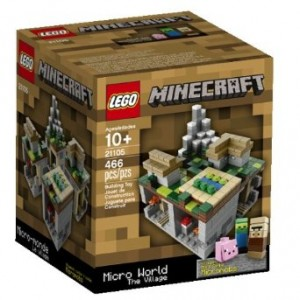 LEGO-Minecraft-The-Village
