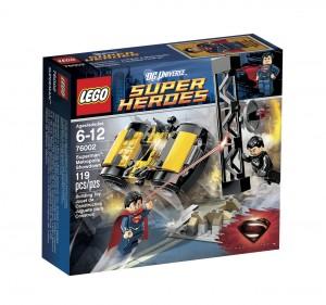 LEGO-superman-metropolis