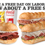 Labor Day FREEBIES!
