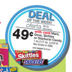 M&Ms candy just $.33 after coupon!