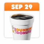 National Coffee Day FREEBIES!
