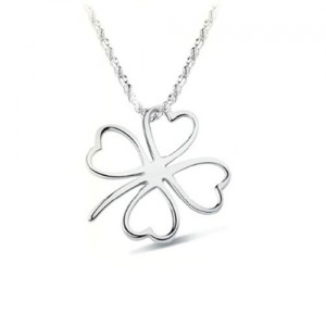 clover-necklace