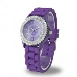 Geneva Silicone Watches only $2.49 SHIPPED!