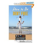 How to Be Debt Free Book FREE for Kindle!