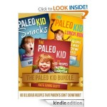 The Paleo Kid Bundle FREE for Kindle!