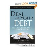 Deal With Your Debt FREE for Kindle!