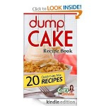 Dump Cake Recipe Book FREE for Kindle