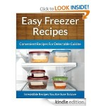 Easy Freezer Recipes FREE for Kindle!