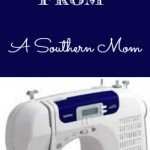 Learn to Sew Tips from A Southern Mom!