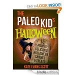 The Paleo Kid Halloween FREE for Kindle!
