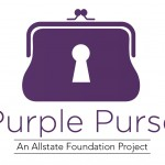 Pass the Purple Purse and get the word out about Domestic Violence