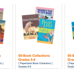 50 Scholastic Books for $50!