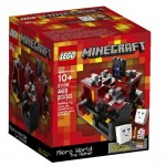 LEGO Nether and Minecraft in stock with FREE SHIPPING!